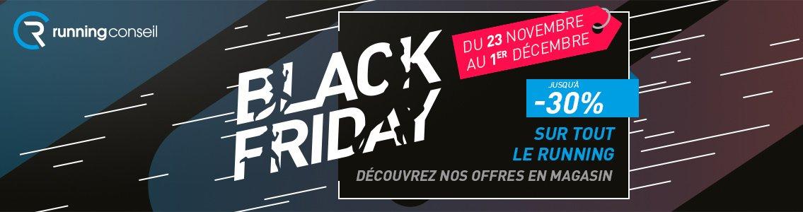 Black Friday Running Conseil La ravoire